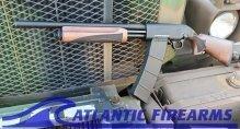 Black Aces Tactical Pro Series M Pump Shotgun- Walnut- BATP18W