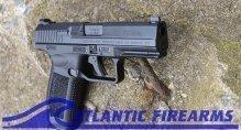 Canik TP9DA 9MM Pistol- Black- HG4873-N