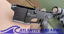 Complete AR15 Rifle Lower with 6 Position Stock-ATI Mil Sport