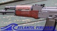 DDR AK 47 Rifle East German