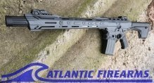 F12 Grey Sport Shotgun-Typhoon Defense