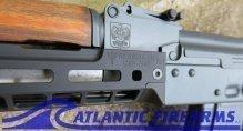 GKR-7MS Kalashnikov Rifle MLOK Rail with Sling Loop Cutout-RS Regulate