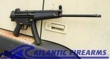 Heckler & Koch SP5L 9MM Pistol- 81000479