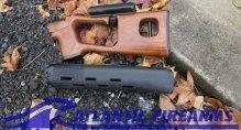 Laminate Wood Stock and Polymer Hand Guard Set for SVD/Dragunov-Izhmash