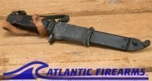 Egyptian Maadi AK47 Bayonet