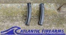 MP5 California Legal 9mm 10/30 ,10 Round Magazine