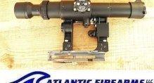 POSP 2-6x24 1000m Rangefinder, AK Mount