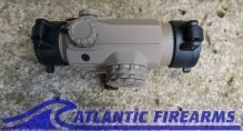 PRIMARY ARMS 1X COMPACT PRISM SCOPE-ILLUMINATED ACSS CYCLOPS RETICLE-FLAT DARK EARTH