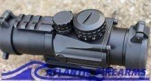 Primary Arms SLx 3x32mm Gen III Prism Scope - ACSS-CQB-300BLK/7.62x39 Reticle
