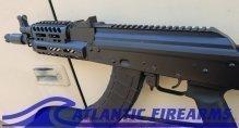PSA AK-P Rail MOE SBA3 Pistol Black - Palmetto State Armory 5165490401