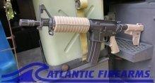 PSA PA-15 AR-15 Pistol-With Pistol Brace FDE- Palmetto State Armory-5165450064