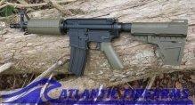 PSA PA-15 AR15 Pistol-with Pistol Brace OD Green-Palmetto State Armory 5165450063