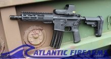 "Radical Firearms AR15 Pistol 7"" FCR W/ SBA3 Brace"