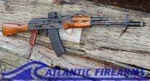 Riley Defense AK74 Rifle- Teak Wood