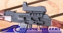 The AKR offers a super-low profile with 12-slot M1913 Picatinny rail