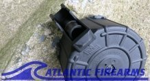 Saiga 12 Guage 12 Round Shotgun Drum by ProMag