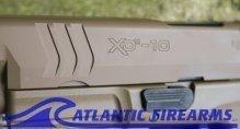Springfield  XDM OSP 10MM FDE Pistol- FHCOSP