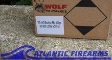 Wolf Polyformance .300 Blackout Ammunition- 500 Round Case