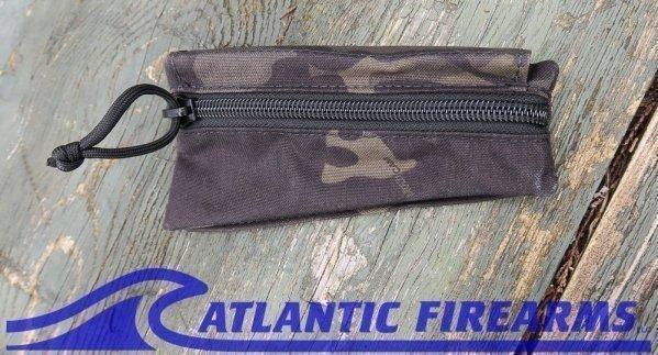 AK Triangle Stock Pouch-Black Multicam-Rifle Dynamics