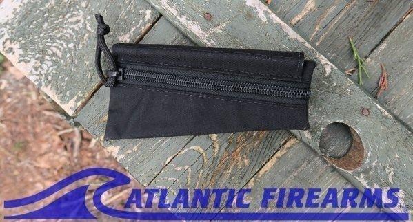 AK Triangle Stock Pouch-Black-Rifle Dynamics