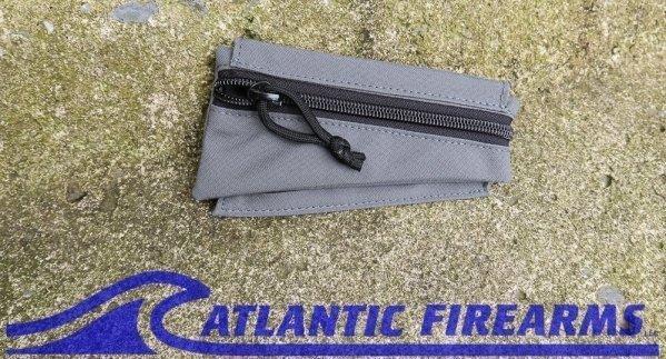 AK Triangle Stock Pouch-Grey-Rifle Dynamics