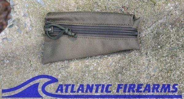 AK Triangle Stock Pouch-Olive-Rifle Dynamics