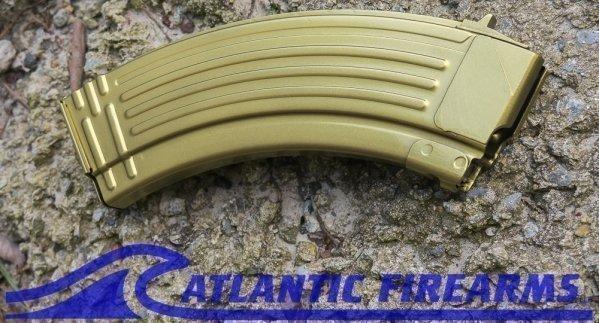AK47 Magazine Pyrite Gold-Elevenmile Arms