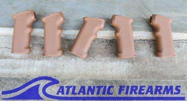 AK47 Pistol Grip Brown-5 Pack