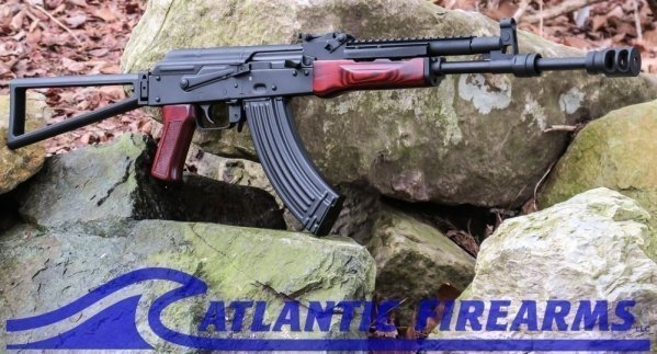 AK47 tactical rifle Image