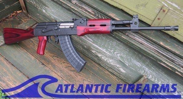AK47 Rifle M10 PRO-Russian Red