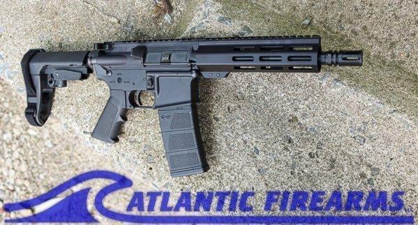 AR15 CQB Pistol W/ SBA 3 Brace- Andro Corp
