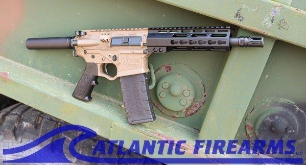"""AR15 Pistol ATI Omni 300AAC P4 FDE 8.5"""""""