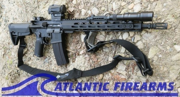 "AR15 Rifle 14.5"" NON-NFA OTG Rifle-Head Down Firearms"