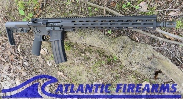 "AR15 Rifle 16"" Cornerstone Series-Head Down Firearms"