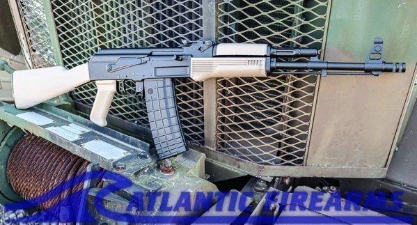 Arsenal SAM5 5.56x45 AK47 Milled Rifle-Desert Sand- SAM5-62D