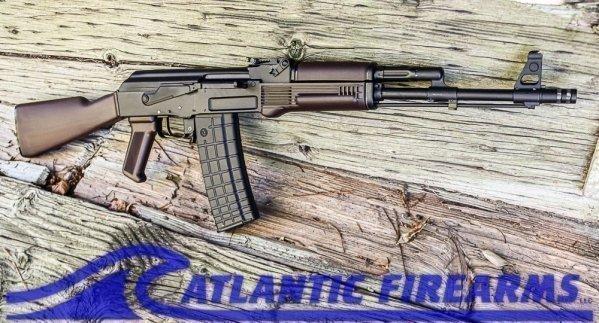 Arsenal SAM5 5.56x45 AK47 Milled Rifle- Plum- SAM5-62P