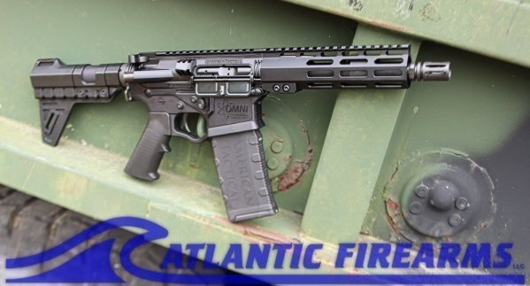 ATI Omni Hybrid P4 5.56  AR15 Pistol- ATIGOMX556MP4B