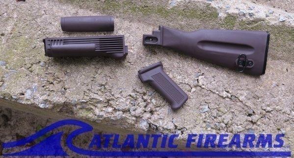 Atlantic Firearms Plum AK47 Stock set