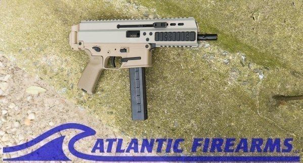 B&T APC9 PRO Pistol Tan