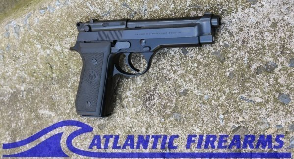 Beretta 92S- Italian Semi Auto-9mm Pistol - Grade A