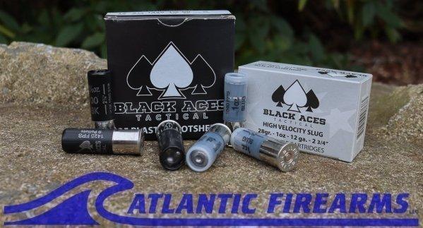 Black Aces Ammo Sampler