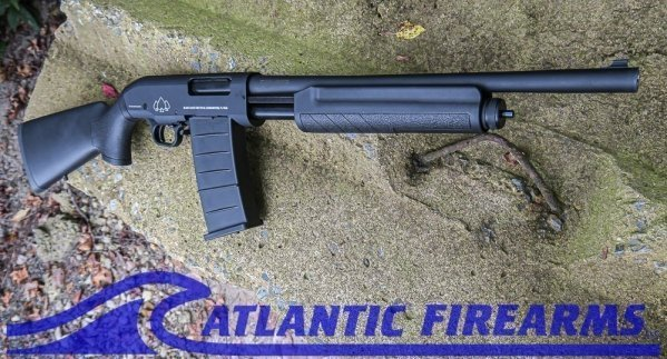 Black Aces Tactical Pro Series M Pump Shotgun- BATP18S