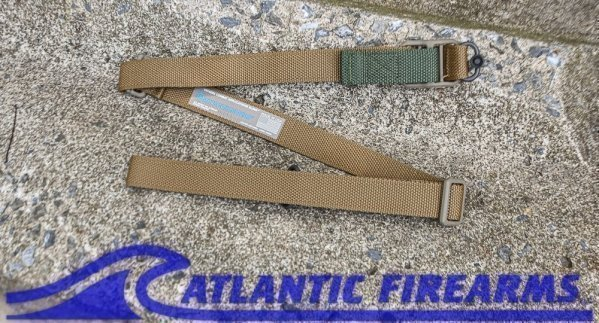 Blue Force Gear Vickers Push Button Sling- Coyote