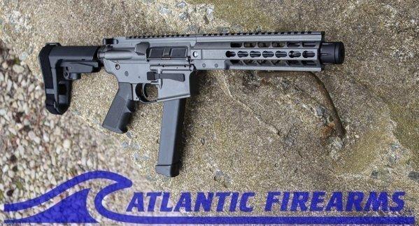 """Brigade BM9 Forged 9MM 9"""" Pistol- Tungsten Grey- A0919032"""