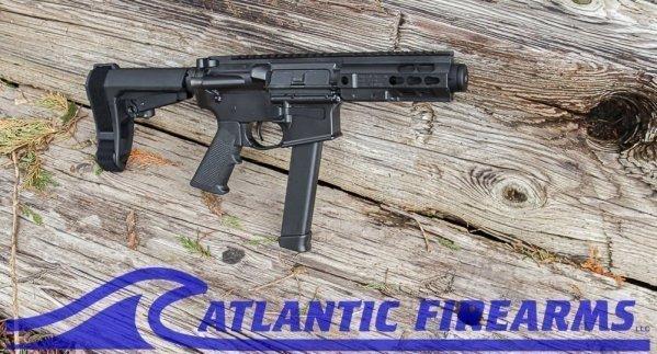 Brigade BM9 Forged 9MM Pistol- Graphite Black- A0915512
