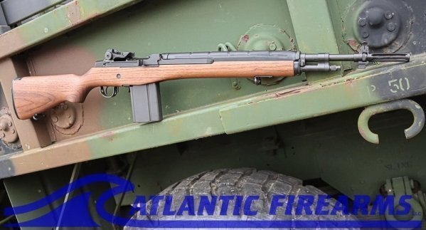"Bula Defense M14 Rifle- 19"" National Match Barrel"