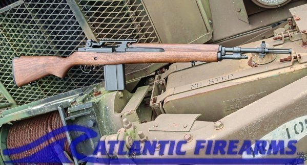 "Bula Defense M21 DMR Rifle- 19"" Mod GI Barrel"