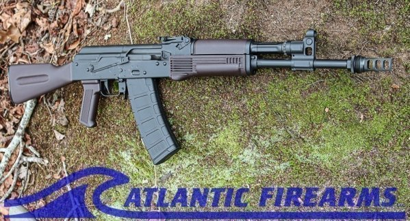 "Bulgarian AK74 DAG-13 14.5"" Suppressor Ready Rifle-Pro Series"
