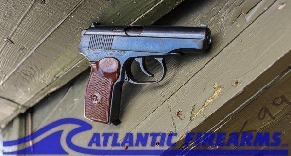 Bulgarian Makarov 9x18 Pistol-Surplus-Bakelite Grip-Very Good Condition