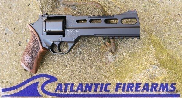 Chiappa Rhino Revolver 60DS .357Mag Black